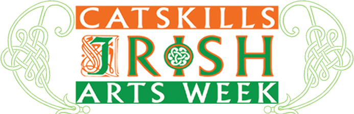 Catskill Irish Arts Week Logo