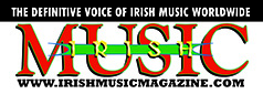 Irish Music Magazine Logo